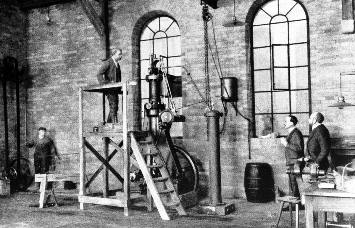 De mysterieuze verdwijning van Rudolf Diesel