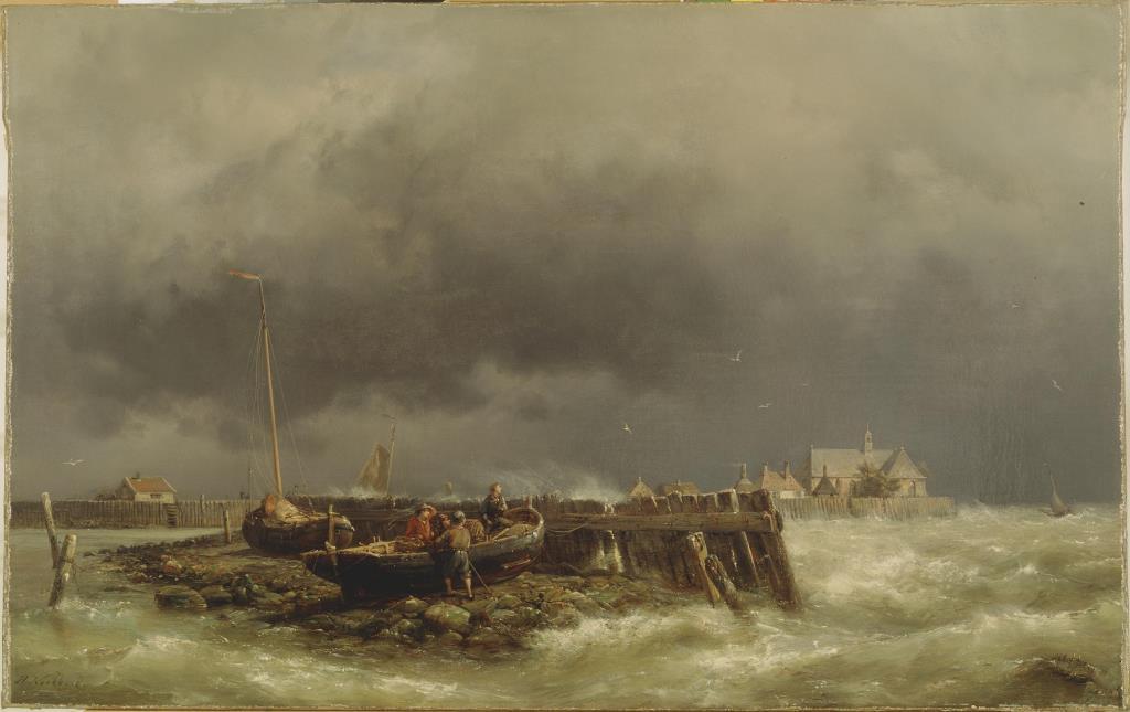 100 jaar Zuiderzeewet: het zeemonster getemd
